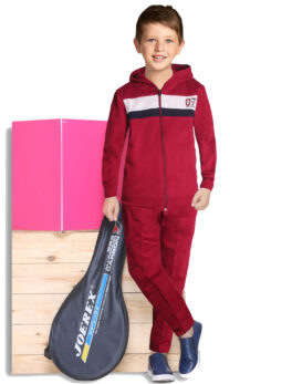 Swaggers Cotton Blended Track Suit for Kid Boys