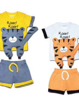 Buy T shirt and Shorts Set For Kid boys at swaggersonline