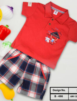 More Detail Comfortable to wear all day long. Designed for a perfect fit and maximum comfort. Pullover style comfy tee with soft elastic waist bottoms for Your kid boys Minimum value for perfect casual look for your kid boy With soft elastic keep your baby feel fresh all-day