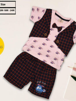 Buy Kid Bow Tie Suit Set Online at swaggersonline