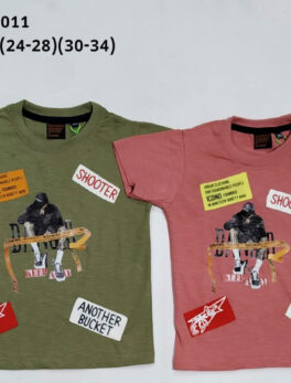 Boys Round Neck T Shirt For Kid Boys Swaggersonline