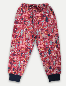 Cotton Pajama Pant For Kids Girl's Swaggeronline